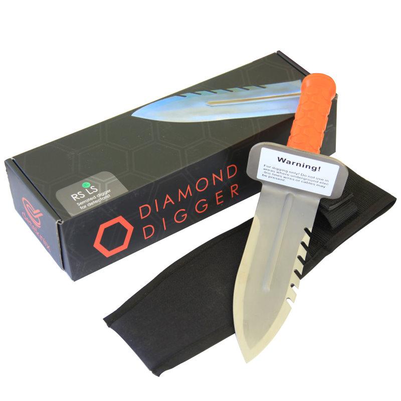 Grabemesser Diamond Digger