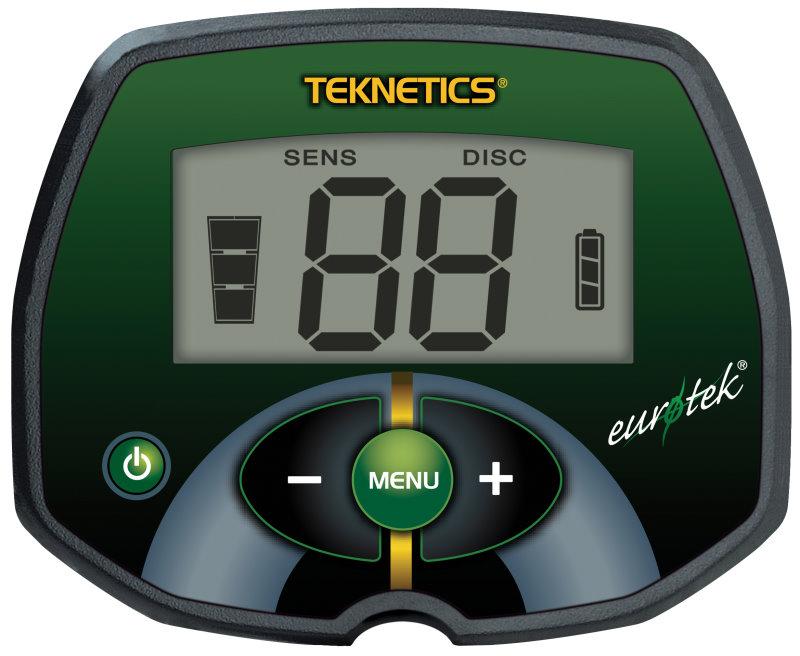 Metalldetektor Teknetics Eurotek (LTE)
